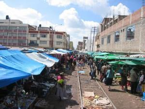 Markt in Juliaca