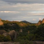 Simbabwe Reise-Erfahrung im Matobo Nationalpark: Wasserfälle und Felszeichnungen