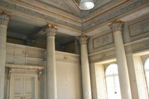 Fragment des Ballsaales Pillnitz