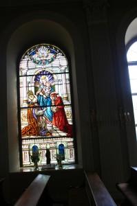 in der Schlosskirche Pillnitz