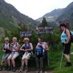 Aktivurlaub in den Pyrenäen Andorras, Val de Incles, Vall de Nuria, Sorteny Park, Barcelona