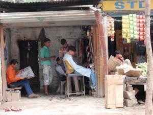 Frisör in Kaschmir