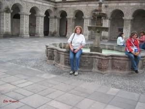 Innenhof in Arequipa