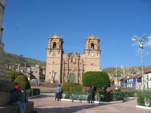 Kathedrale von Puno