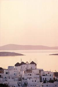 Mittelmeer Mykonos