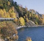 Zugreise mit der Transsib von Peking durch die Mongolei nach Moskau - Drei Länder 8.000 km Bahnstrecke