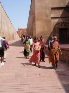 Eingang zum Fort Agra