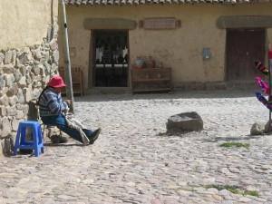 Handarbeiten aus Peru