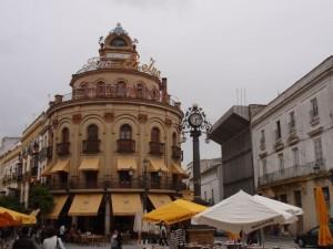 Innenstadt von Jerez