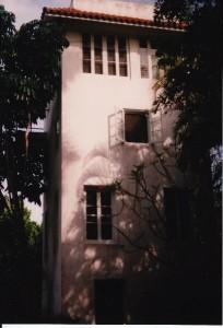 Hemingways Schreibturm
