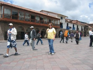 Cusco Innenstadt