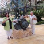 Spanienurlaub in Andalusien - Marbella und sein Jachthafen Puerto Banús