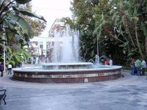 Plaza la Alameda