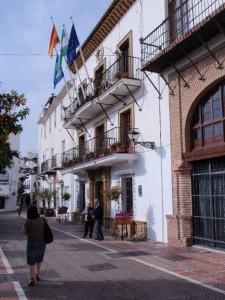 Rathaus von Marbella