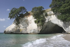 Coromandel Cathedrale Cove