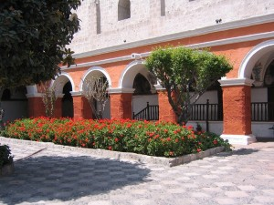 Arequipa Kloster