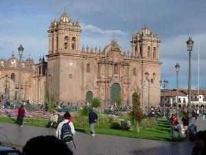 Kirche in Cuzco