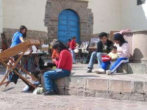 Künstlerviertel San Blas