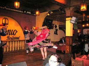 peruanische Tänze