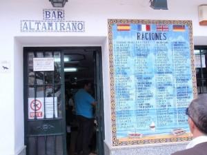 Restaurant Altamirano