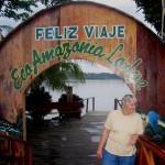 Regenzeit im Dschungel am Rio Madre de Dios