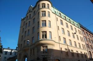 Haus in der Fiskargatan