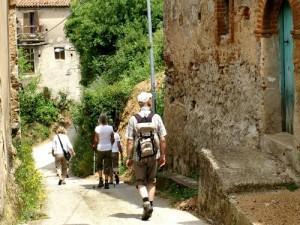 Wandern durch urige Bergdörfer Kalabriens
