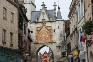 Das Wahrzeichen von Auxerre