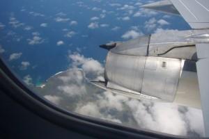Beginn der Galapagos Reise