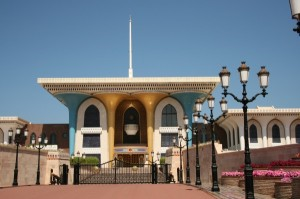 Muscat Sultanspalast