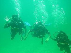 Tauchen in Kenya im Mombasa Marine National Park