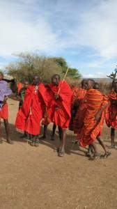 Frauenurlaub in Kenia: bei den Massai