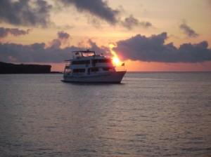 Galapagos-Yacht