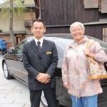Kyoto, Besuch des Goldenen Tempels, Gionmachi und Kiyomizu Tempel