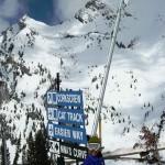 Skifahren in Alta mit unserem Snow Host