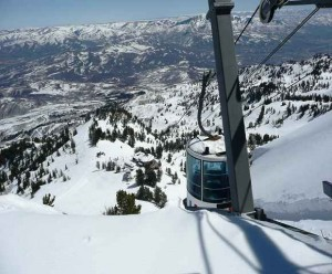 Allen Peak Tram for Experts