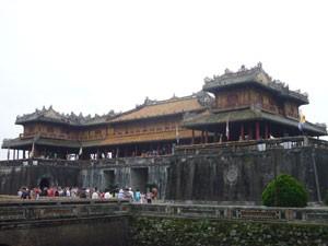 Zitadelle in Hue - Vietnam