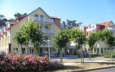Urlaubs- und Familienhotel in Baabe