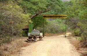Das Tor zu Chizarira