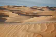 Dünen im orientalischen Erg