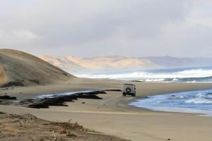Namibia Küste