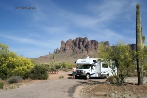 Lost Dutchman Campground