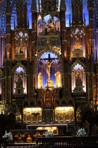 Kathedrale Montréal Ostkanada