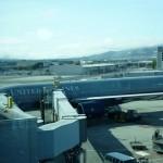 Rückflug United Airlines