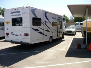 Road Bear Motorhome Los Angeles