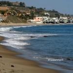 Strand bei Malibu
