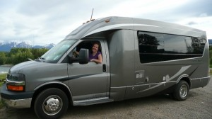 Libero Van Deluxe Camper