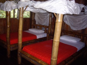 Unterkunft Siona Lodge