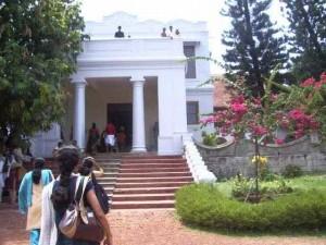 Der Hill Palace in Thripunithur ist das groeßte archaeologische Museum in Kerala