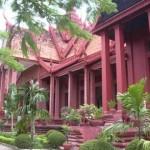 Sehenswürdigkeiten in Phnom Penh, Nationalmuseum, Tuol Sleng Museum, Königspalast, Wat Phnom, Uferpromenade